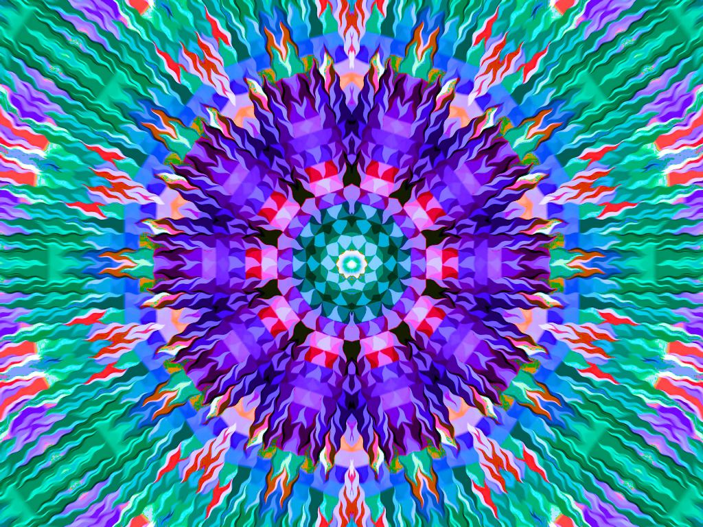 Good Wallpaper Home Screen Trippy - scott5353-digital-art-psychedelic-time_to_go_now  Perfect Image Reference_21393.jpg